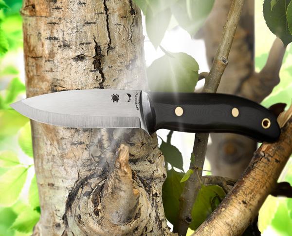 Navajas y cuchillos para supervivencia Spyderco